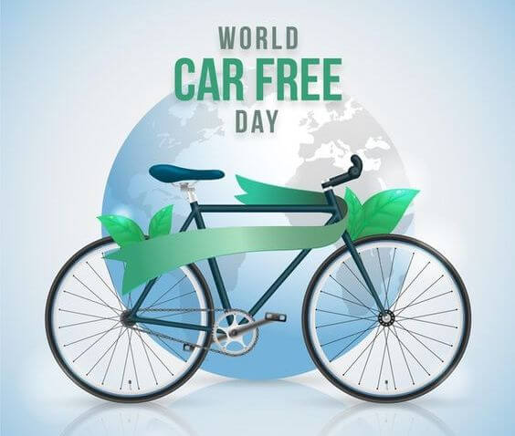 World Car Free Day Quotes and Messages