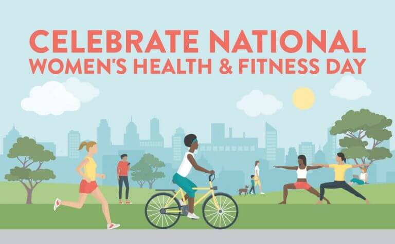 National Women's Health & Fitness Day Quotes