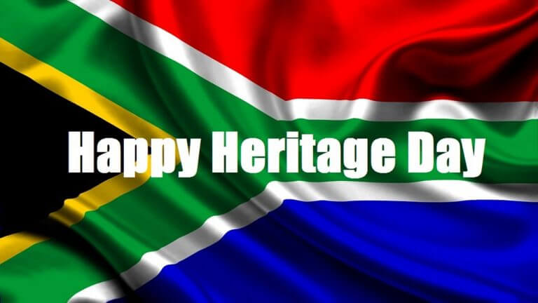 Heritage Day (South Africa) Quotes and Messages