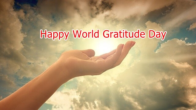 World Gratitude Day Quotes, Messages and Wishes
