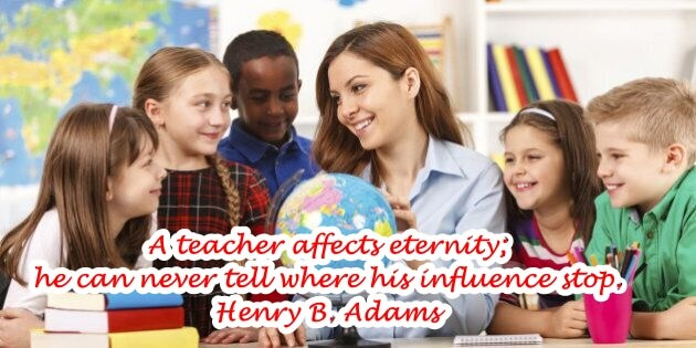 Beautiful Quotes for Teacher