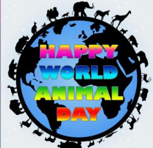 World Animals Day