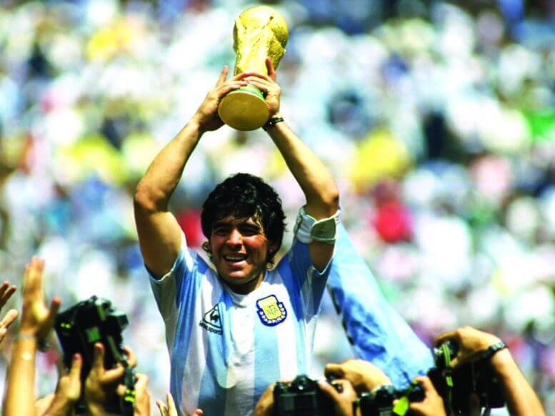 Diego Armando Maradona Quotes