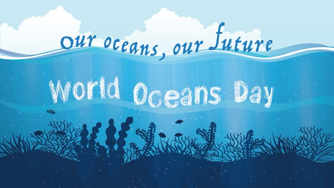 World Oceans Day Quotes, Messages and Wishes