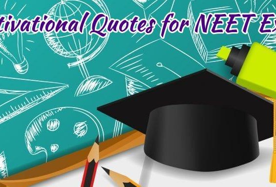 Motivational Quotes for NEET Exam