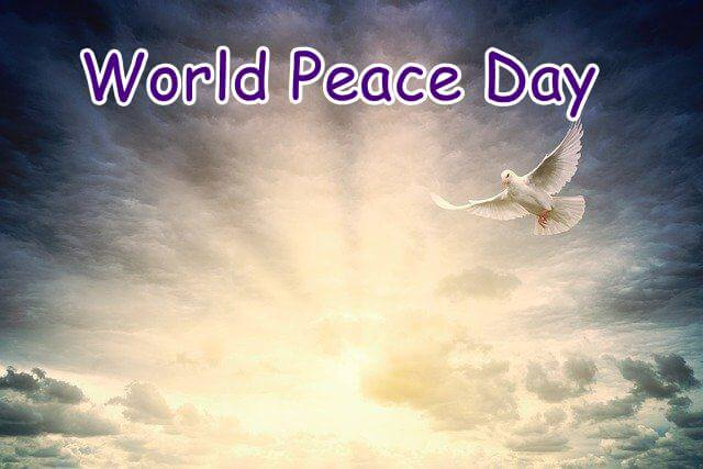 World Peace Day Quotes, Messages and Wishes