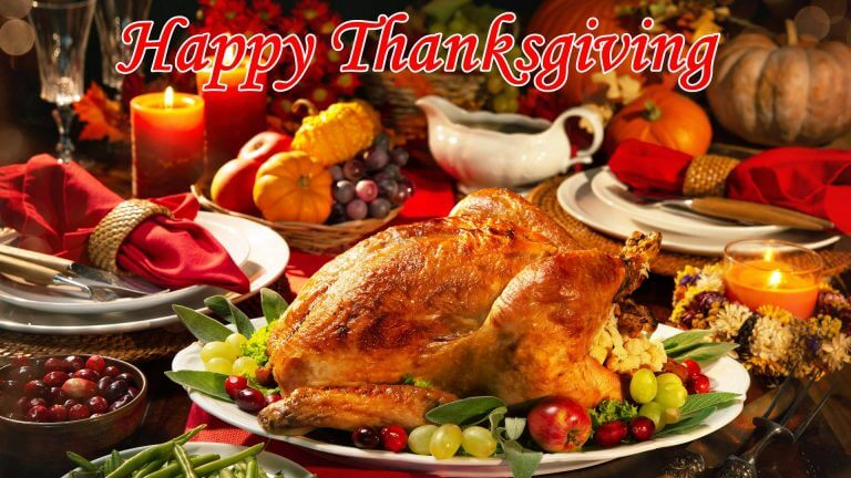 Thanksgiving Quotes, Wishes and Messages